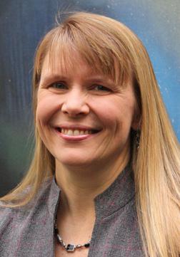 Juliette R Mackin, NPC Co-President